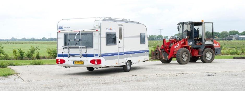 Caravanstalling opstarten